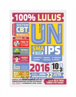 100% LULUS UN SMA IPS 2016