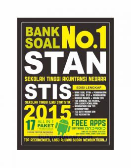 BANK SOAL NO. 1 STAN STIS 2015