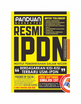 PANDUAN SUKSES TES RESMI IPDN