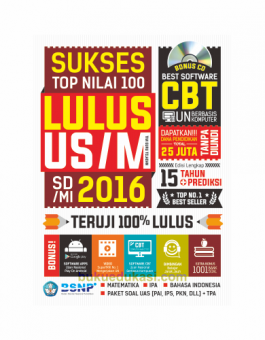 SUKSES NILAI TOP 100 LULUS US/M SD/MI 2016