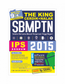THE KING CERDIK + NALAR SBMPTN IPS