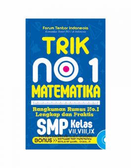 TRIK NO. 1 MATEMATIKA TERPADU SMP