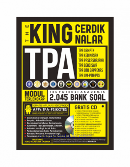 THE KING CERDIK NALAR TPA