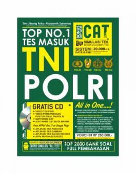 TOP NO. 1 TES MASUK TNI POLRI