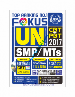 TOP RANKING NO. 1 FOKUS UN SMP/MTS 2017