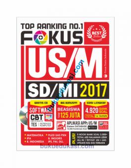 TOP RANKING NO. 1 FOKUS US/M SD/MI 2017