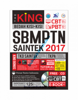 THE KING BEDAH KISI-KISI SBMPTN SAINTEK 2017