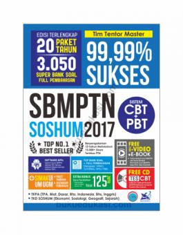 99,99% SUKSES SBMPTN SOSHUM