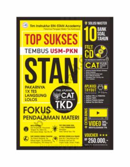 TOP SUKSES TEMBUS USM PKN STAN