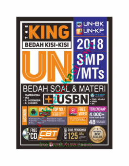 THE KING BEDAH KISI-KISI UN SMP 2018