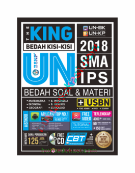 THE KING BEDAH TUNTAS KISI-KISI UN SMA IPS 2018