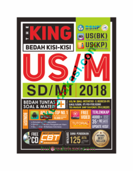 THE KING BEDAH TUNTAS KISI-KISI US/M SD/MI 2018
