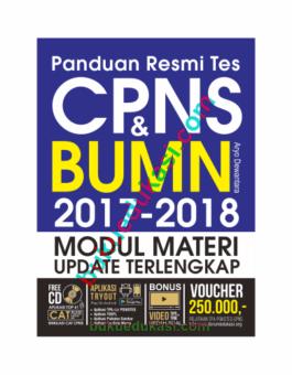 PANDUAN RESMI TES CPNS & BUMN 2017-2018