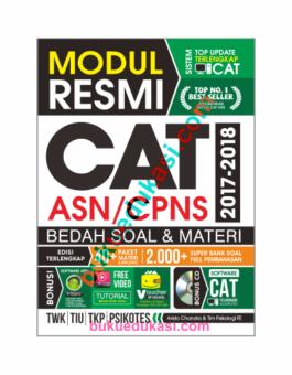 MODUL RESMI CAT ASN CPNS 2017-2018