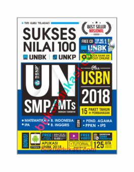 SUKSES NILAI 100 UN SMP/MTS 2018
