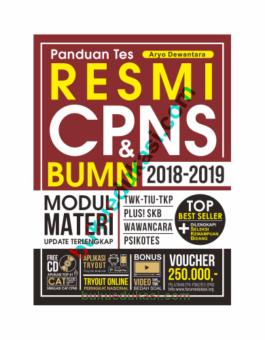 PANDUAN TES RESMI CPNS & BUMN 2018-2019