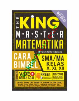 THE KING MASTER MATEMATIKA SMA