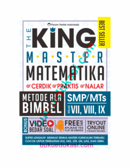 THE KING MASTER MATEMATIKA SMP