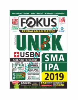 FOKUS PENDALAMAN MATERI UNBK + USBN SMA IPA 2019