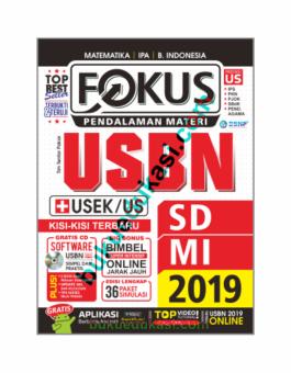 FOKUS PENDALAMAN MATERI USBN SD/MI 2019