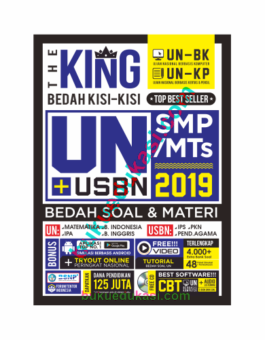 THE KING BEDAH KISI-KISI UN SMP/MTS 2019