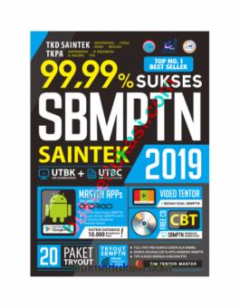 99,99% SUKSES SBMPTN SAINTEK 2019