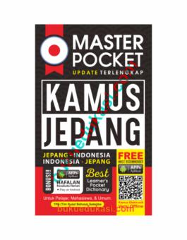MASTER POCKET UPDATE TERLENGKAP KAMUS JEPANG
