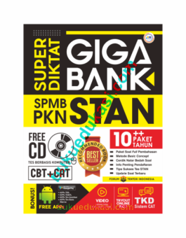 SUPER DIKTAT GIGA BANK SPMB PKN STAN