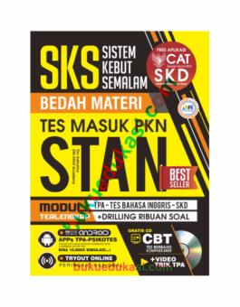 SKS BEDAH MATERI TES MASUK PKN STAN