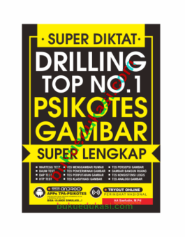 SUPER DIKTAT DRILLING TOP NO. 1 PSIKOTES GAMBAR