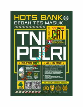HOTS BANK BEDAH TES MASUK TNI POLRI