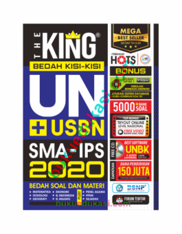 THE KING BEDAH KISI-KISI UN + USBN SMA IPS 2020