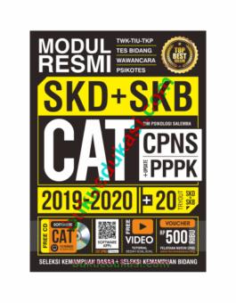 MODUL RESMI SKD SKB CAT CPNS PPPK 2019-2020