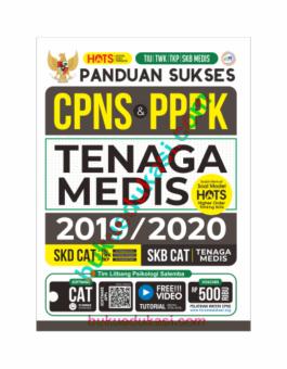 PANDUAN SUKSES CPNS DAN PPPK 2019-2020 TENAGA MEDIS