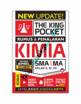 THE KING POCKET RUMUS DAN PENALARAN KIMIA SMA MA KELAS X, XI, XII