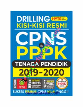 DRILLING KISI-KISI RESMI CPNS & PPPK TENAGA PENDIDIK