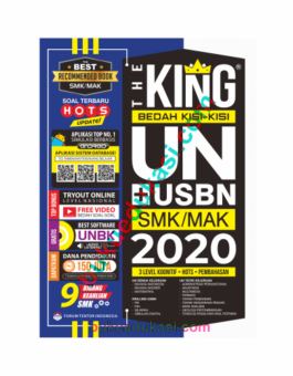 THE KING BEDAH KISI-KISI UN + USBN SMK/MAK 2020