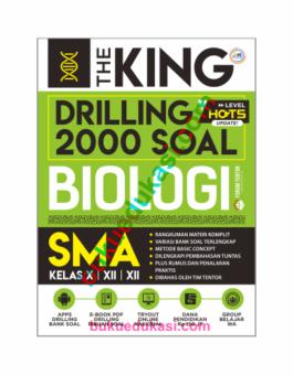 THE KING DRILLING 2000 SOAL BIOLOGI SMA