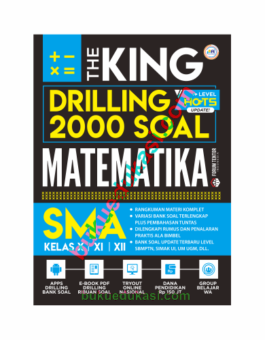 THE KING DRILLING 2000 SOAL MATEMATIKA SMA