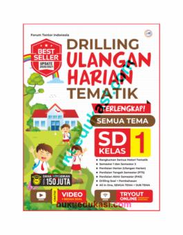 DRILLING ULANGAN HARIAN TEMATIK KLS 1 SD