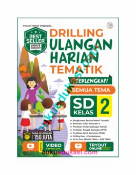 DRILLING ULANGAN HARIAN TEMATIK KELAS 2 SD