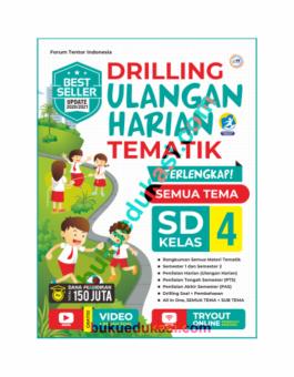 DRILLING ULANGAN HARIAN TEMATIK KELAS 4 SD