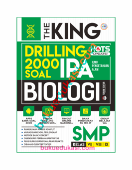 THE KING DRILLING 2000 SOAL BIOLOGI SMP