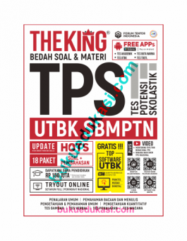 THE KING BEDAH SOAL & MATERI TPS (PRE ORDER)
