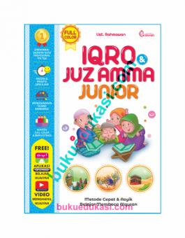 IQRO DAN JUZ AMMA JUNIOR