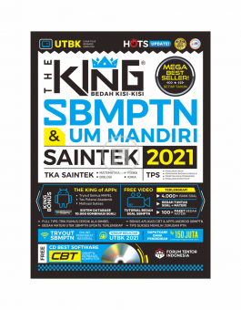 The King Bedah Kisi-Kisi SBMPTN Dan UM Mandiri SAINTEK 2021