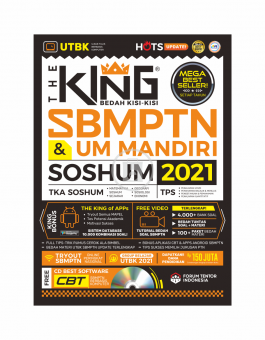 The King Bedah Kisi-Kisi SBMPTN Dan UM Mandiri SOSHUM 2021