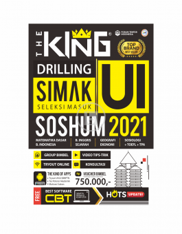 The King Drilling SIMAK UI Soshum 2021